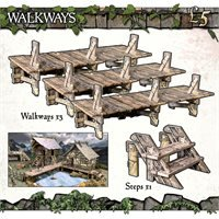 Battle Systems Fantasy - Raised Walkways