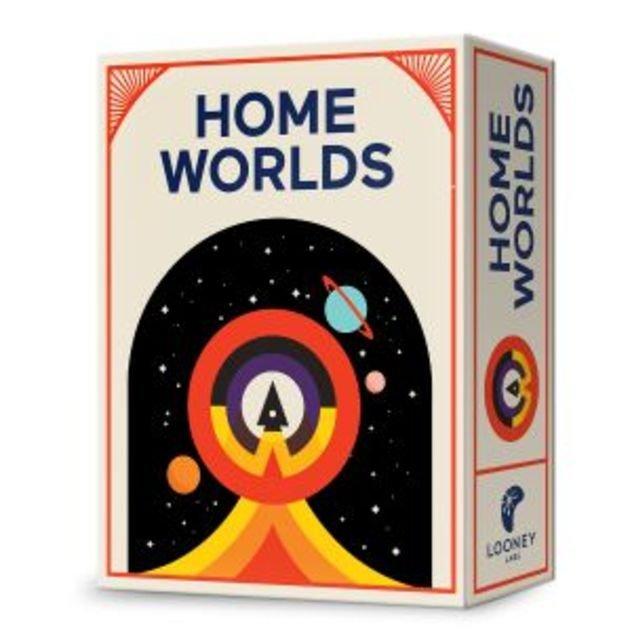Homeworlds - A Pyramid Quartet Game