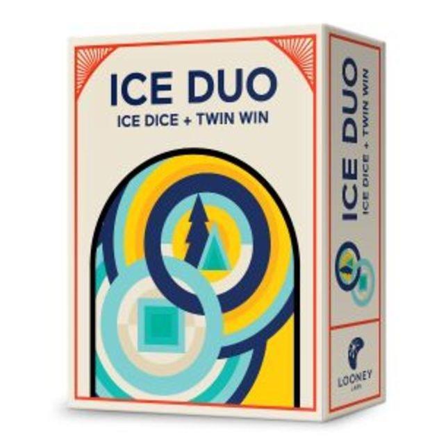Ice Duo - A Pyramid Quartet Game