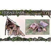 Battle Systems Fantasy - Storage Barn
