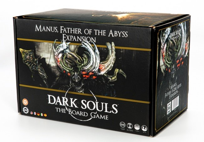 Dark Souls - Manus, Father of the Abyss Expansion