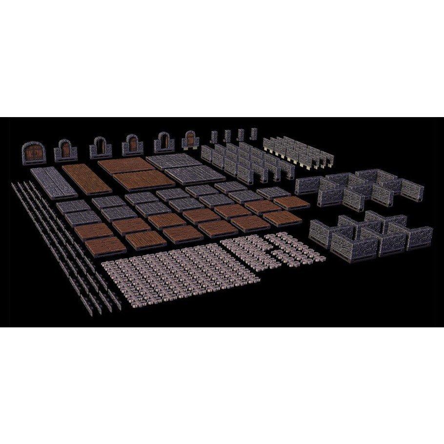WarLock Tiles: Dungeon Tiles I
