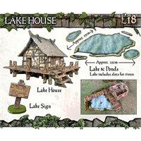 Battle Systems Fantasy - Lake House