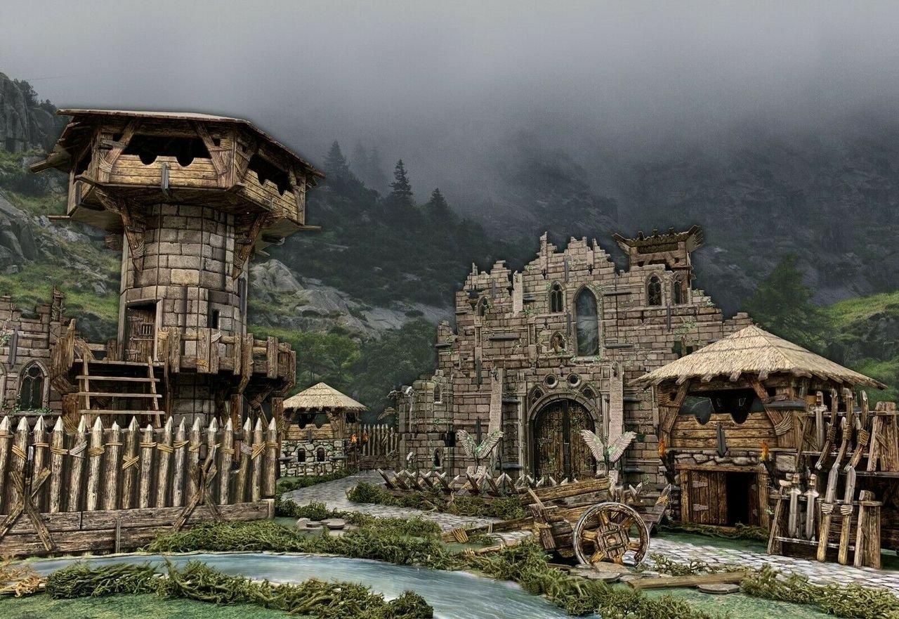 Battle Systems Fantasy - Fantasy Battlefield