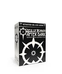 Deck of Wonder - After Dark
