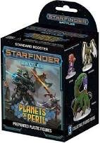 Starfinder Battles - Planets of Peril Booster Pack