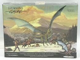 Elmore Dragons: Set #1 ''Mountain Conflict'' - DSM6001