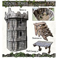 Battle Systems Fantasy - Citadel Tower