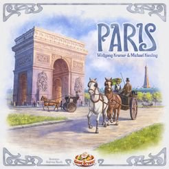 Paris - Deluxe Kickstarter Edition