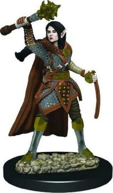 Dungeons & Dragons Icons of the Realms Premium Figures - Female Elf Cleric