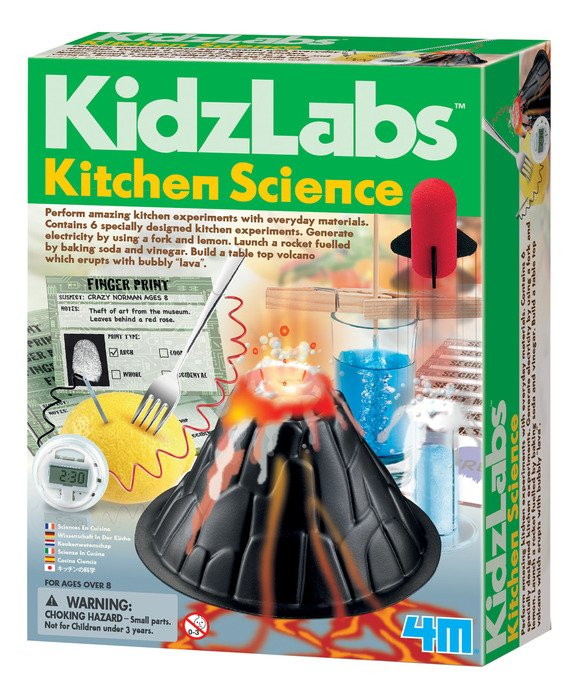 Kidzlab - Kitchen Science