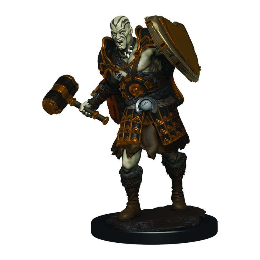 Dungeons & Dragons Icons of the Realms Premium Figures - Male Goliath Fighter