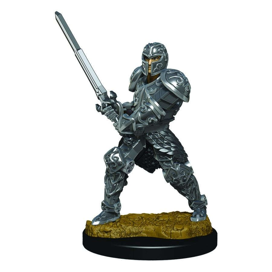 Dungeons & Dragons Icons of the Realms Premium Figures - Male Human Fighter