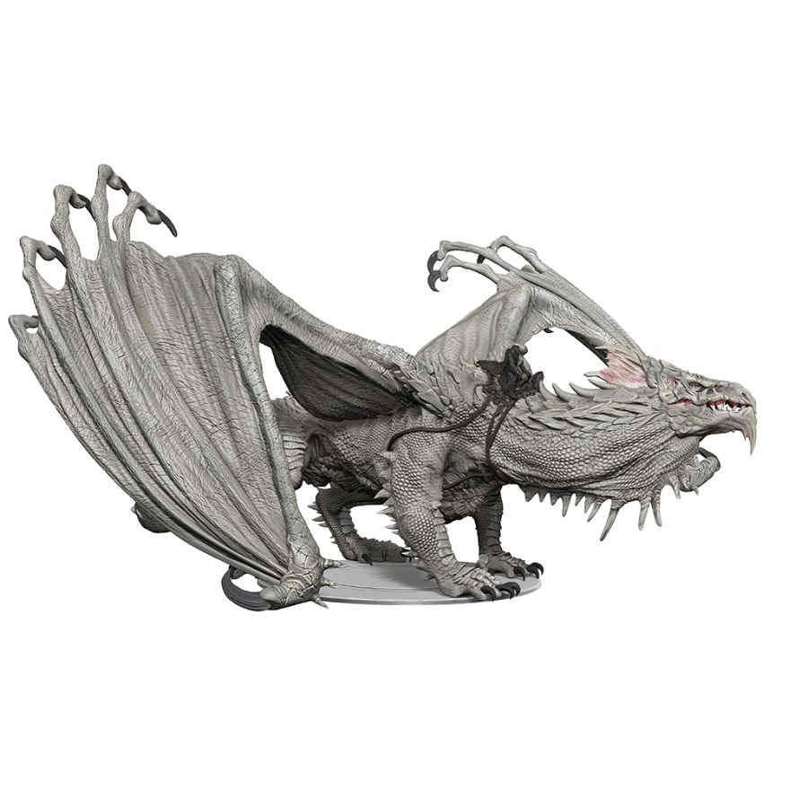 DUNGEONS AND DRAGONS: ICONS OF THE REALMS MINIATURES: 17 ICEWIND DALE: ARVEIATURACE DRAGON PREMIUM SET