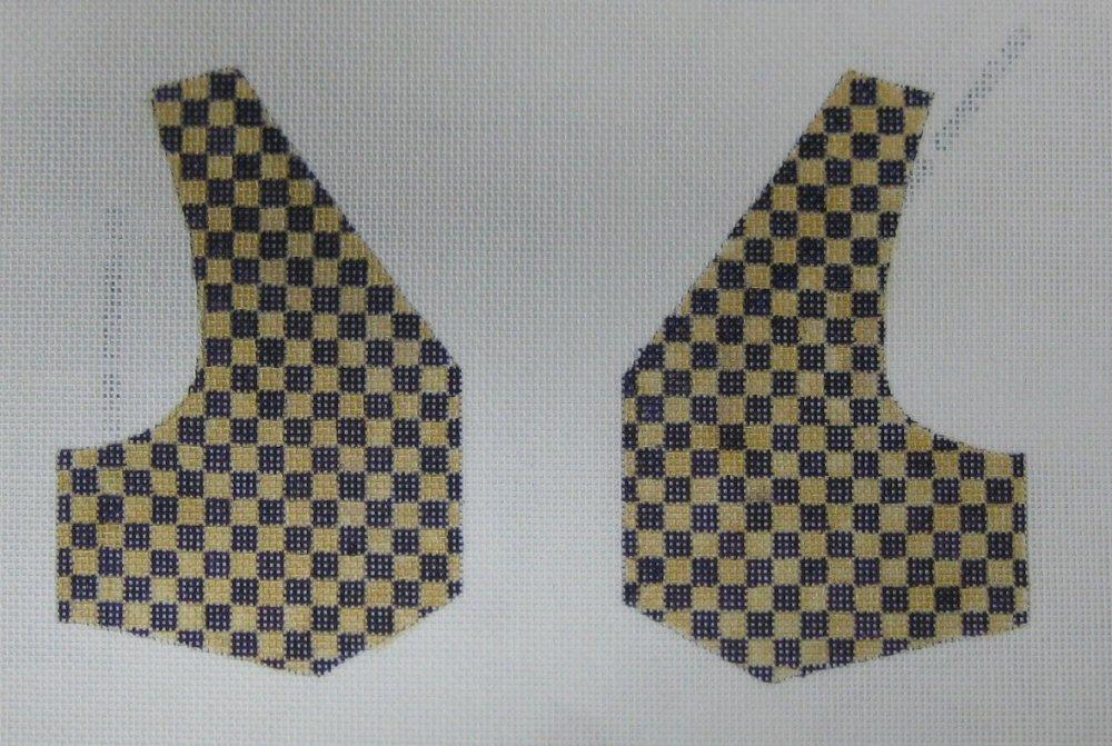 Checkerboard Vest
