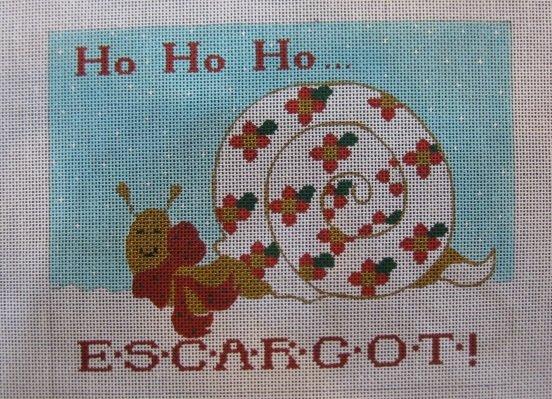 Ho Ho Ho Escargot