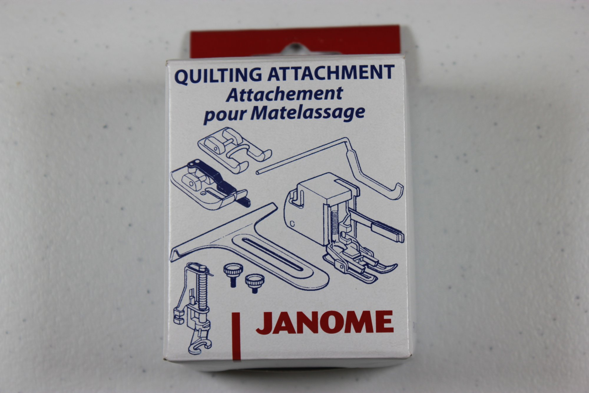 Janome Quilting Attachments