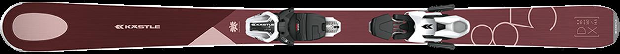 KASTLE DX 85 W 144 cm + K10 SLR GW Bindings