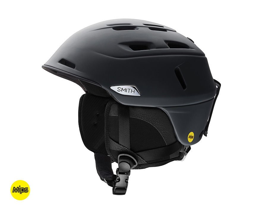 SMITH CAMBER MIPS MATTE BLACK LARGE