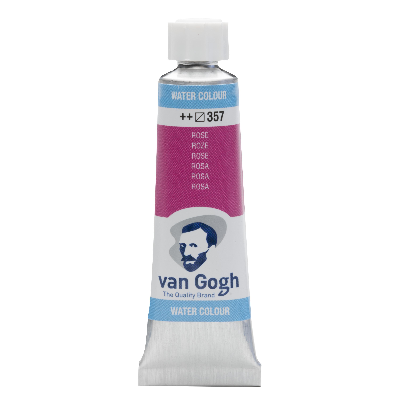 Van Gogh Watercolour Tube 10 ml Rose 357