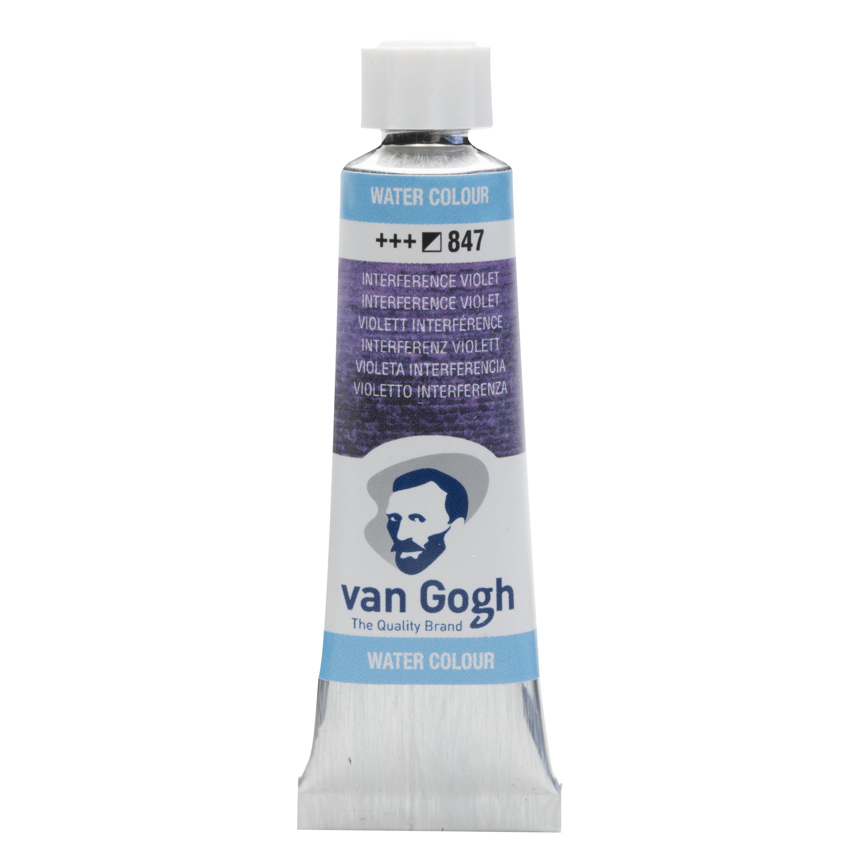 Van Gogh Watercolour Tube 10 ml Interference Violet 847