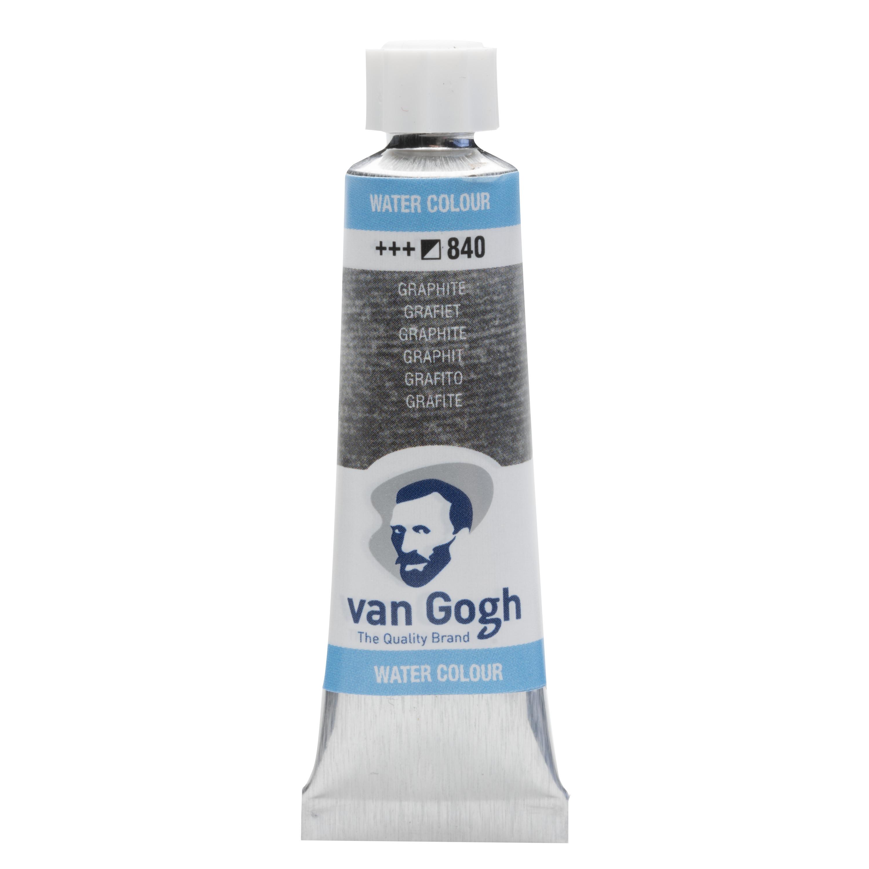 Van Gogh Watercolour Tube 10 ml Graphite 840