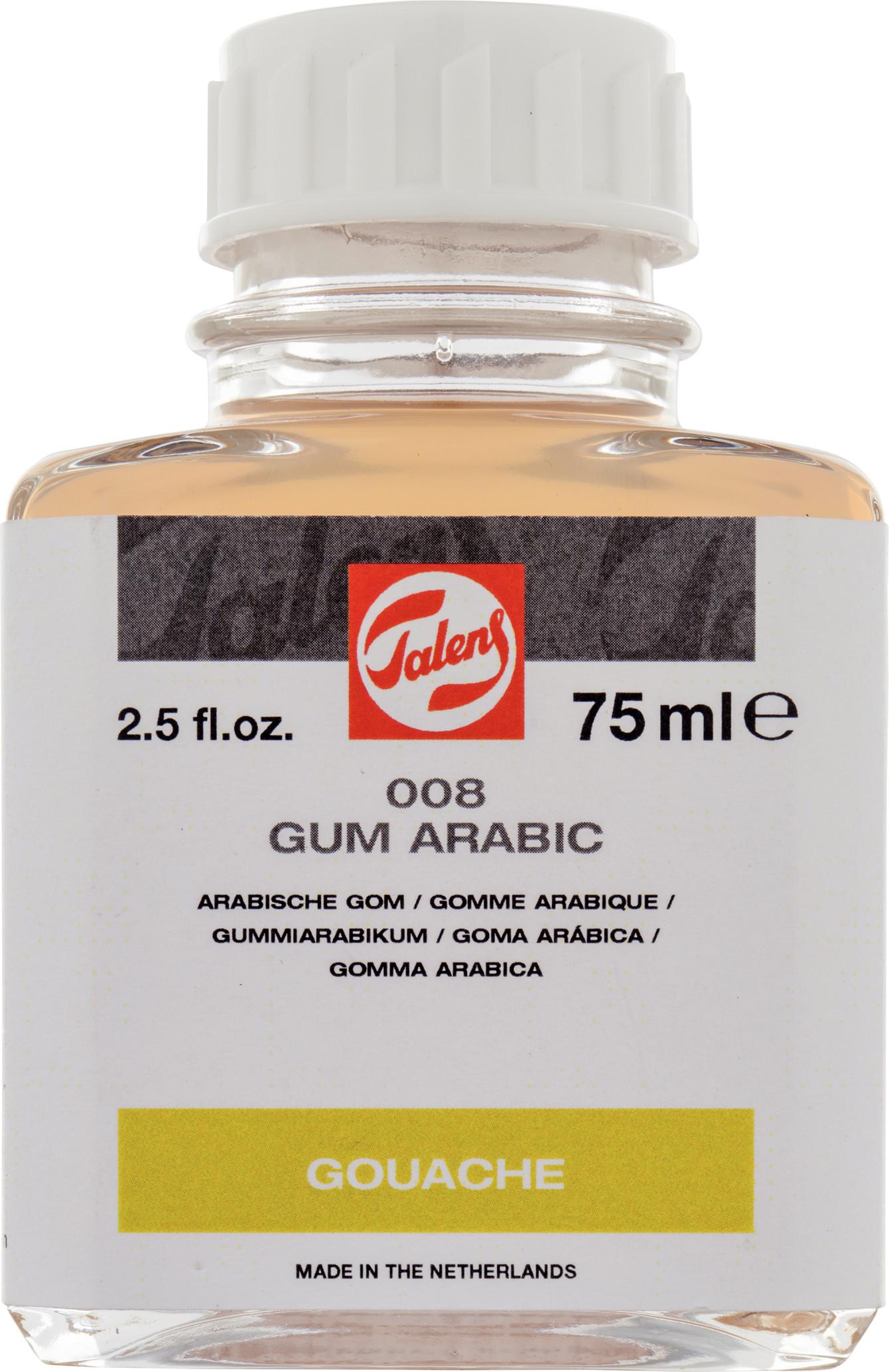 Gum Arabic Bottle 75 ml