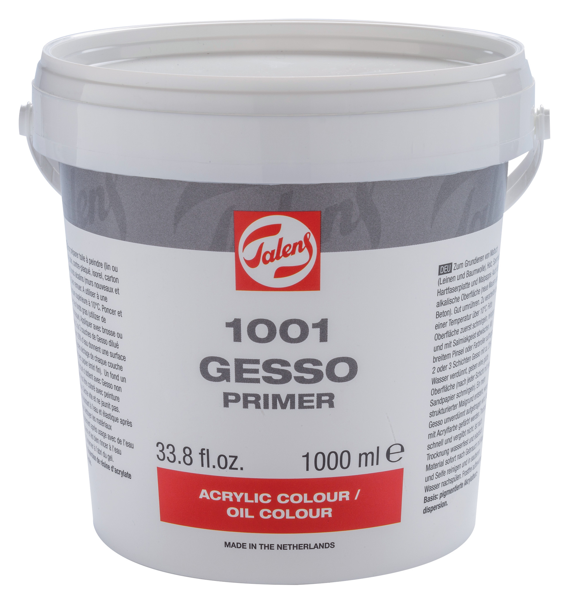 Gesso Primer Bucket 1000 ml