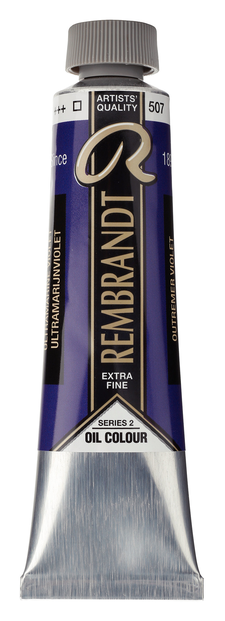 Rembrandt Oil colour Paint Ultramarine Violet (507) 40ml Tube