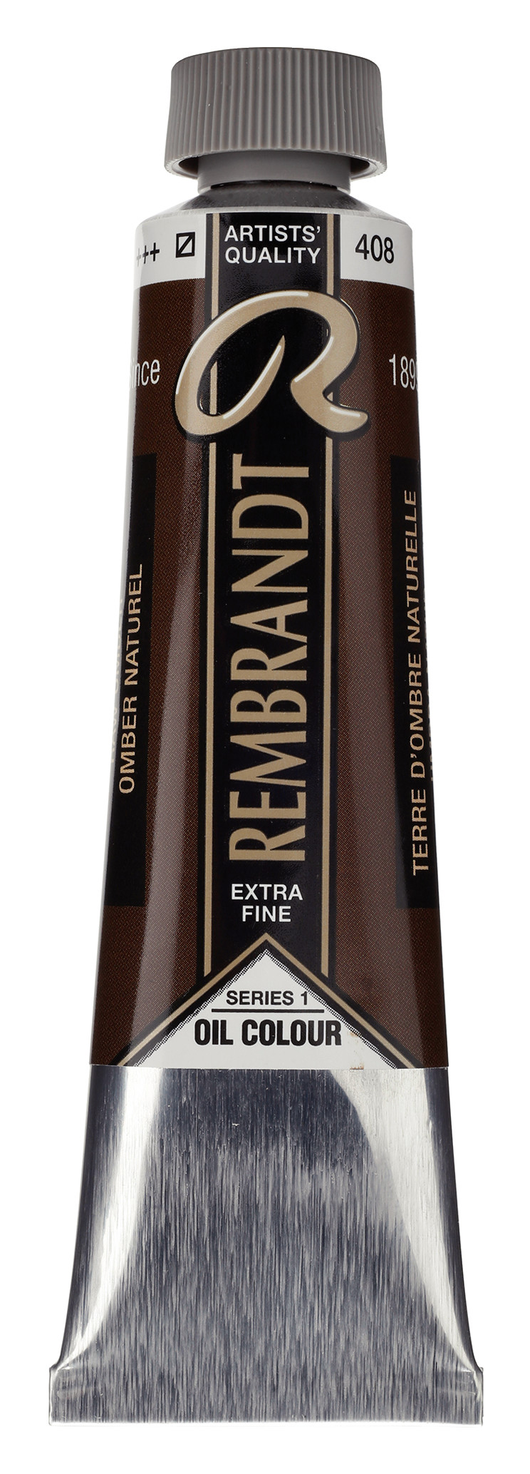 Rembrandt Oil colour Paint Raw Umber (408) 40ml Tube