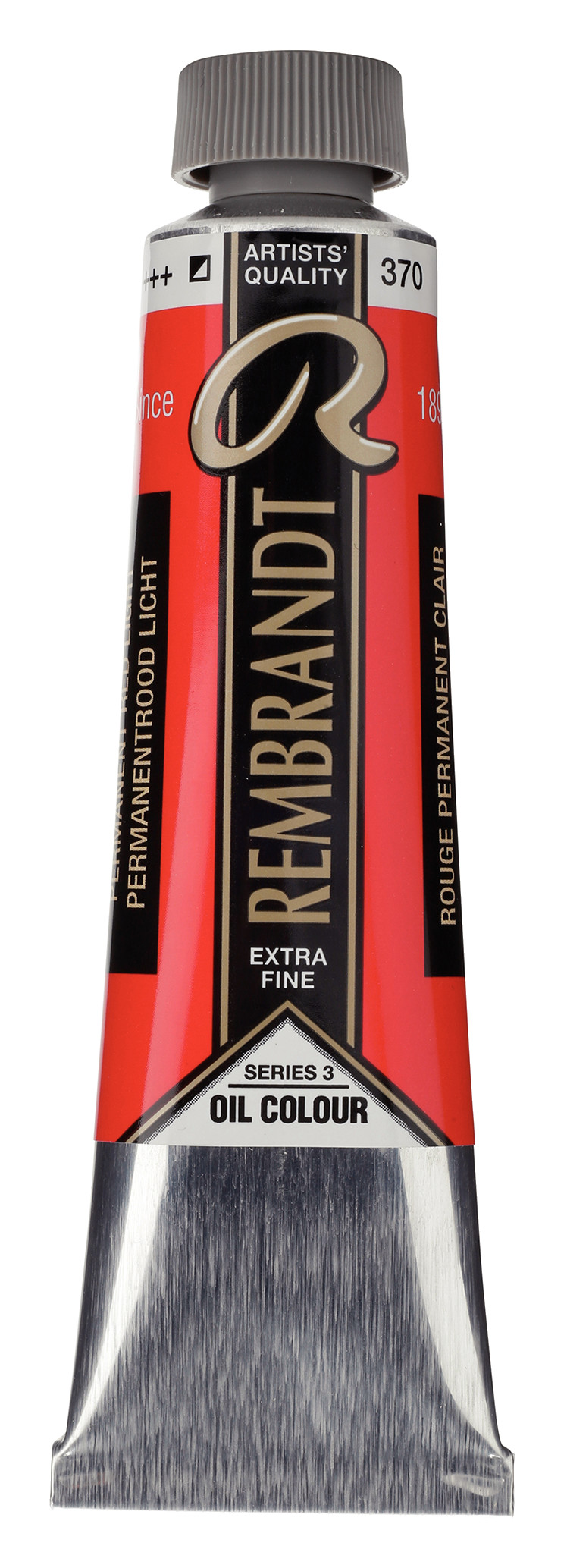 Rembrandt Oil colour Paint Permanent Red Light (370) 40ml Tube
