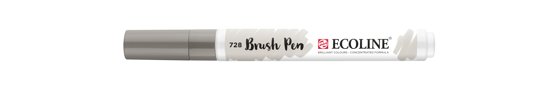 Ecoline Brush Pen Warm Grey Light 728