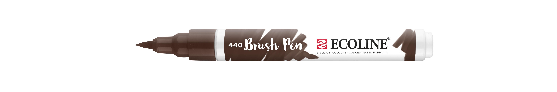 Ecoline Brush Pen Sepia Deep  440