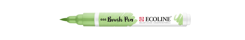 Ecoline Brush Pen Pastel Green  666