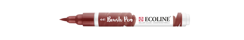 Ecoline Brush Pen Mahogany  441