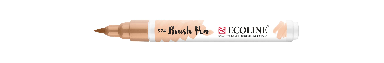 Ecoline Brush Pen Pink Beige  374