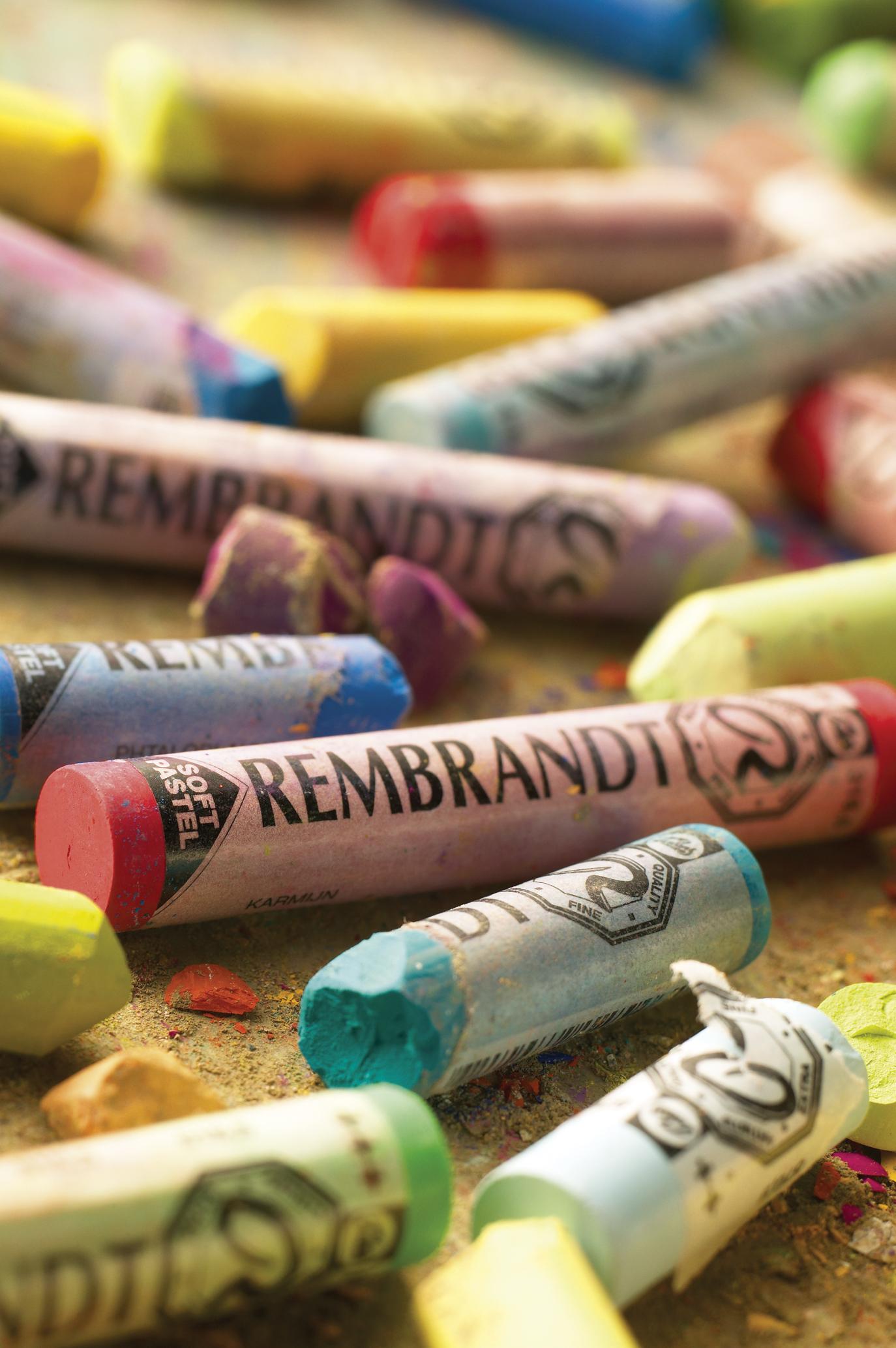 Rembrandt Soft Pastels Starter Set C30.5