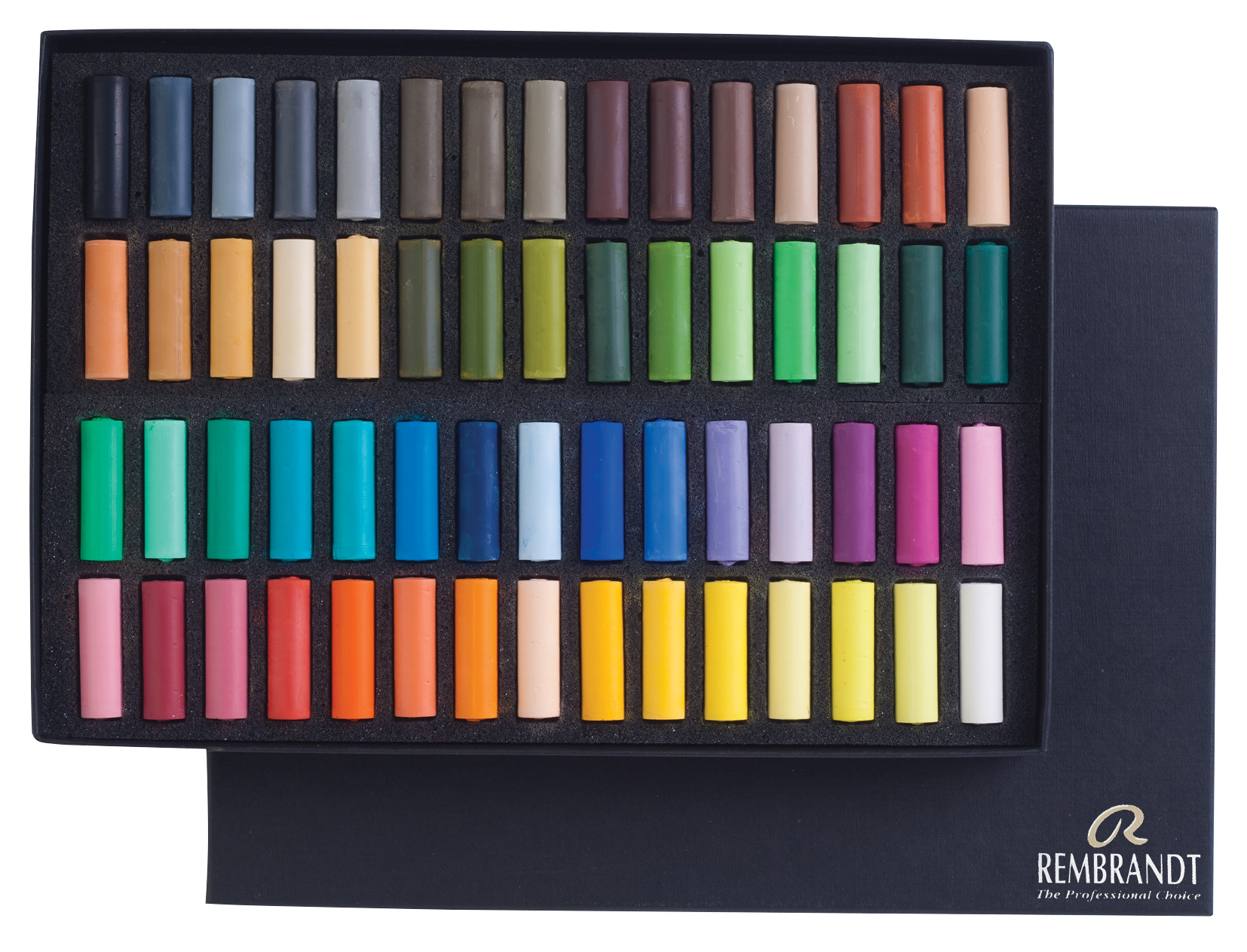 Rembrandt Soft Pastels General Selection De Luxe Set 300C60.5