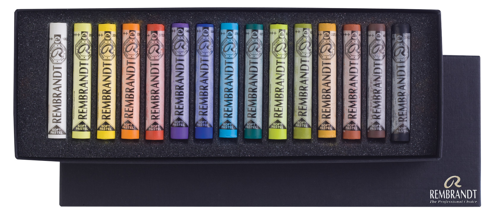 Rembrandt Soft Pastels General Selection Starter Set 300C15