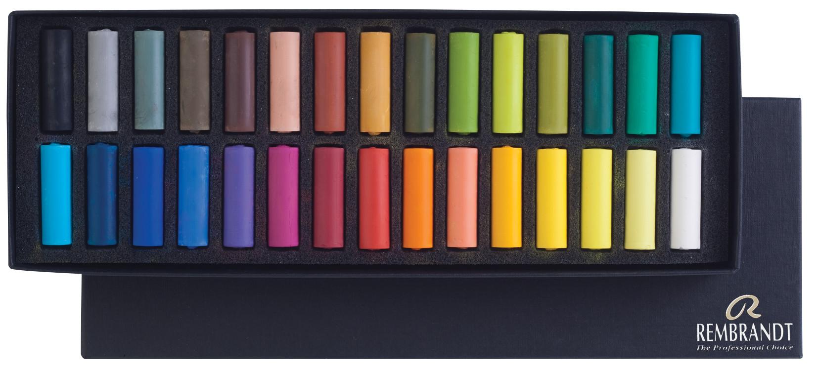 Rembrandt Soft Pastels Basic Set 300C30.5