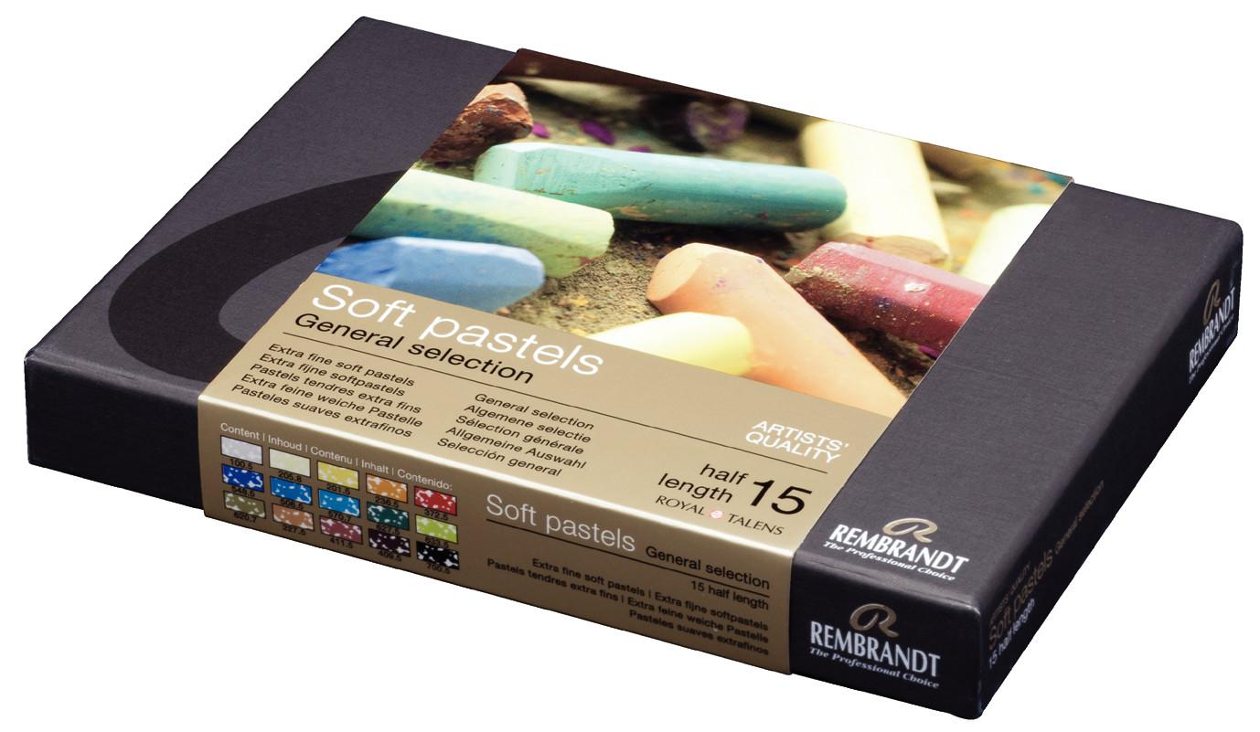 Rembrandt Soft Pastels Starter Set C15.5