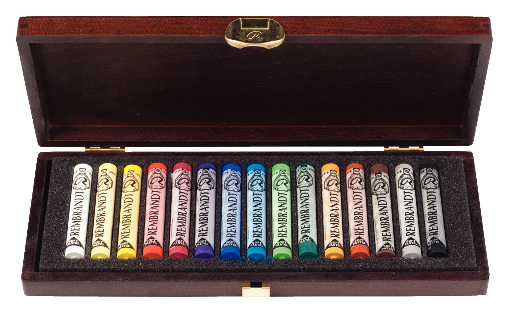 Rembrandt Soft Pastels General Selection Starter Box 300H15