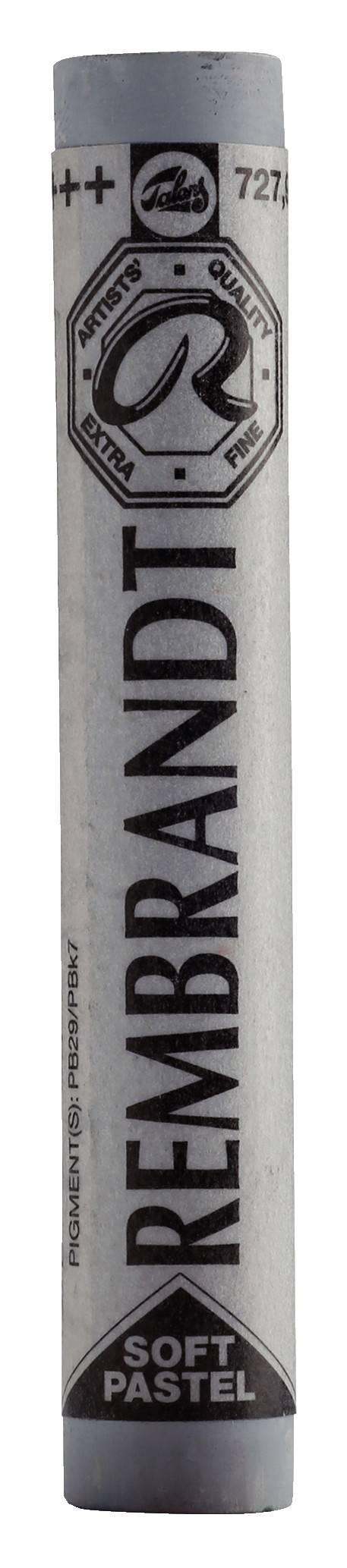 Rembrandt Soft Pastel Round Full Stick Bluish Grey(9) (727.9)