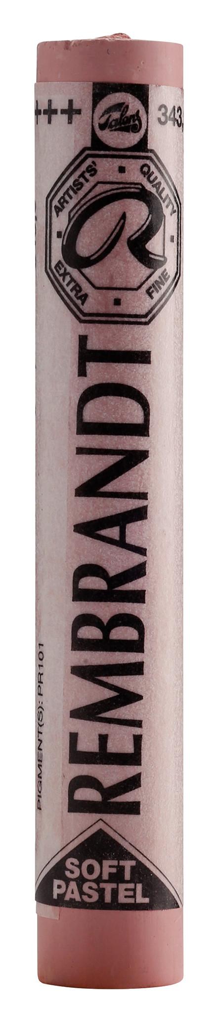 Rembrandt Soft Pastel Round Full Stick Caput Mortuum Violet(9) (343.9)