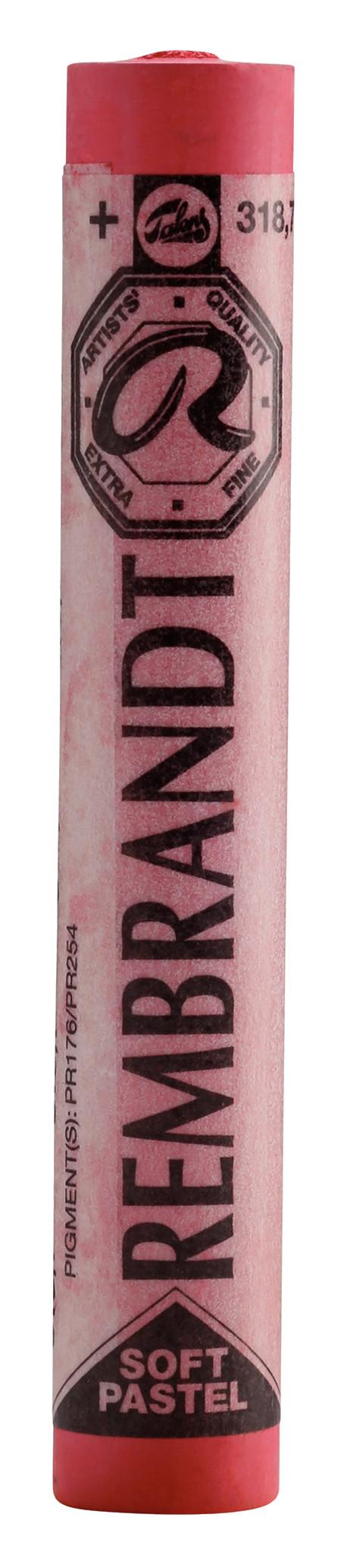 Rembrandt Soft Pastel Round Full Stick Carmine(7) (318.7)