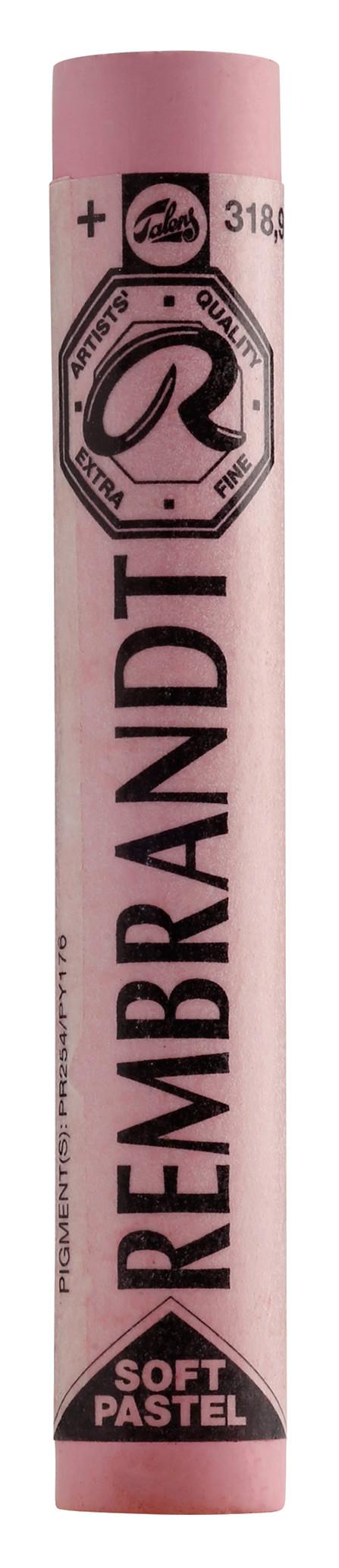 Rembrandt Soft Pastel Round Full Stick Carmine(9) (318.9)
