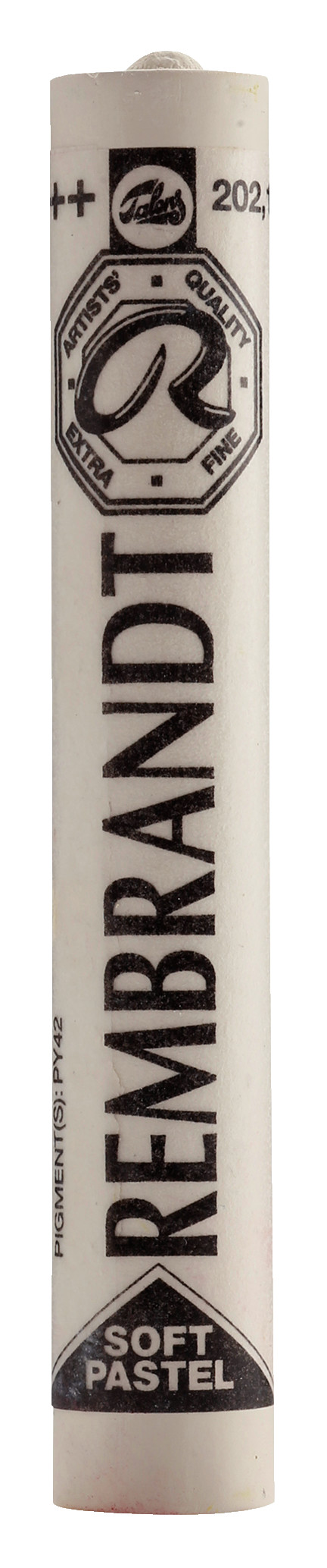 Rembrandt Soft Pastel Round Full Stick Deep Yellow(12) (202.12)