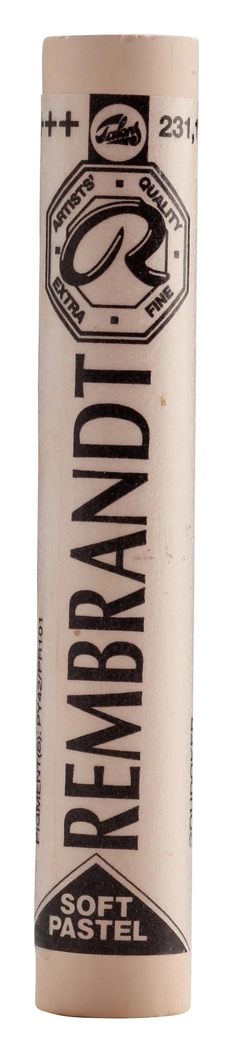 Rembrandt Soft Pastel Round Full Stick Gold Ochre(10) (231.1)