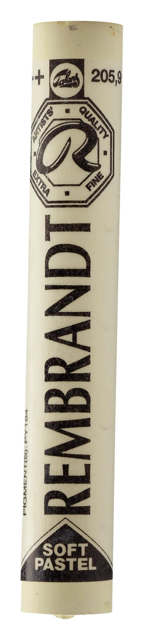 Rembrandt Soft Pastel Round Full Stick Lemon Yellow(9) (205.9)