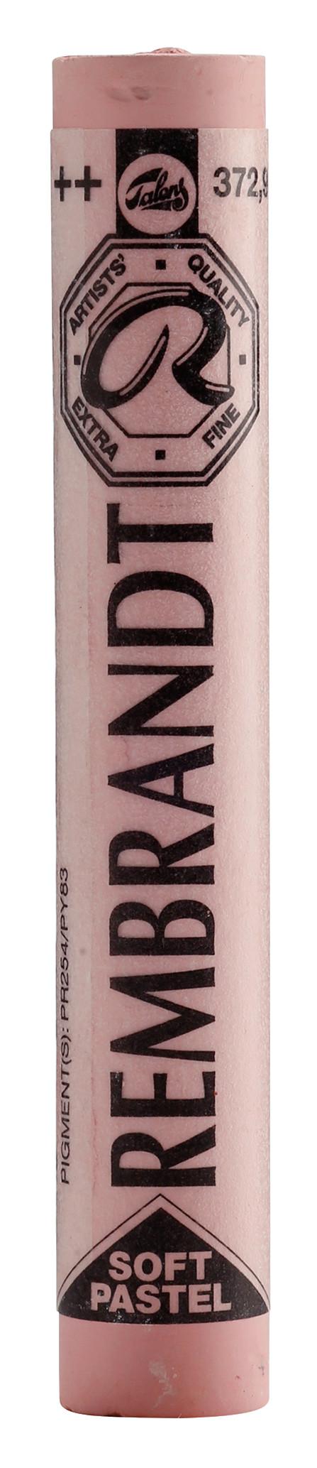Rembrandt Soft Pastel Round Full Stick Permanent Red(9) (372.9)